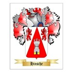 Hinsche Small Poster