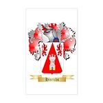 Hinrichs Sticker (Rectangle)