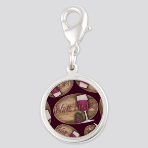 Wine Lover Wood Board Charms