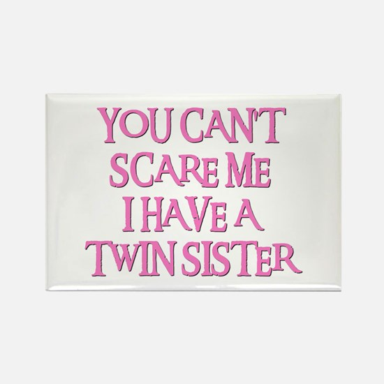 TWIN SISTER Rectangle Magnet