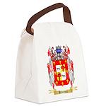 Hinojosa Canvas Lunch Bag