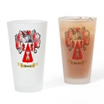 Hinners Drinking Glass