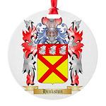 Hinkston Round Ornament