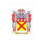 Hinkston Sticker (Rectangle 50 pk)