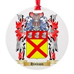 Hinkson Round Ornament