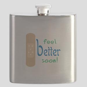 FEEL BETTER SOON Flask