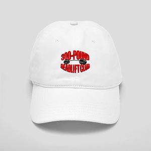 300-POUND DEADLIFT Cap