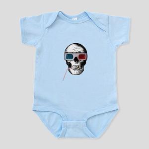 Cinema skull Body Suit
