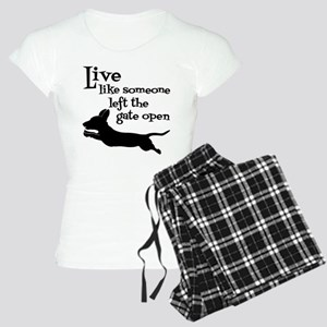 OPEN GATE! Women's Light Pajamas