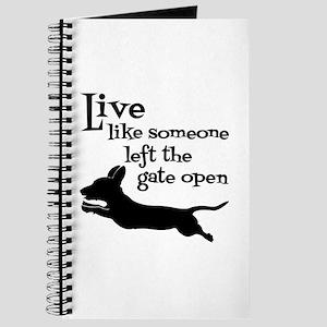 OPEN GATE! Journal