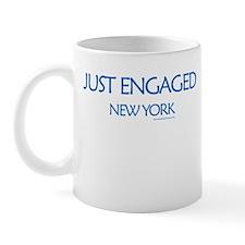 Just Engaged NY - Mug