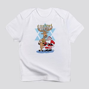 Jews 4 Santa Infant T-Shirt