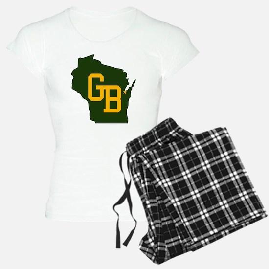 GB - Wisconsin Pajamas