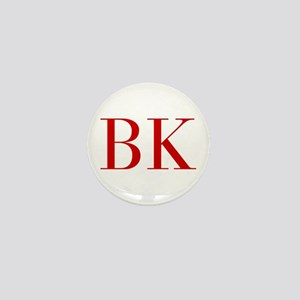 BK-bod red2 Mini Button