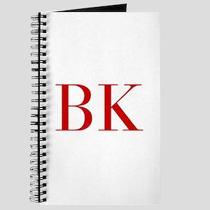 BK-bod red2 Journal