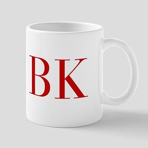 BK-bod red2 Mugs