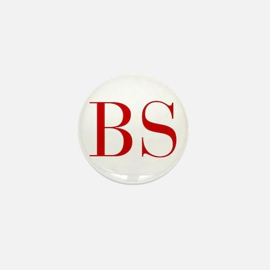 BS-bod red2 Mini Button
