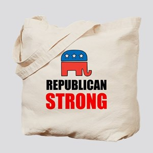 Republican Strong Tote Bag