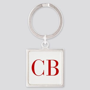CB-bod red2 Keychains