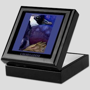 Waterfowl-Canada Goose Keepsake Box