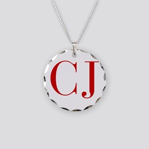 CJ-bod red2 Necklace