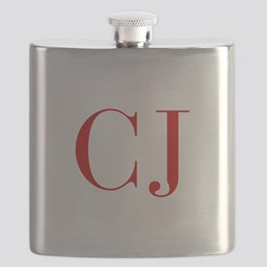 CJ-bod red2 Flask