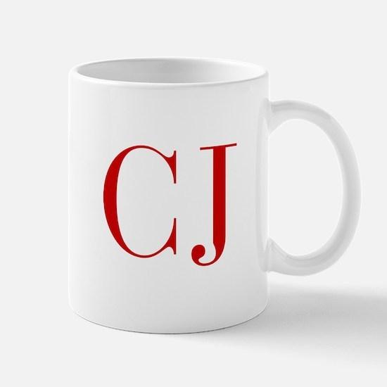 CJ-bod red2 Mugs