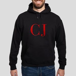 CJ-bod red2 Hoodie