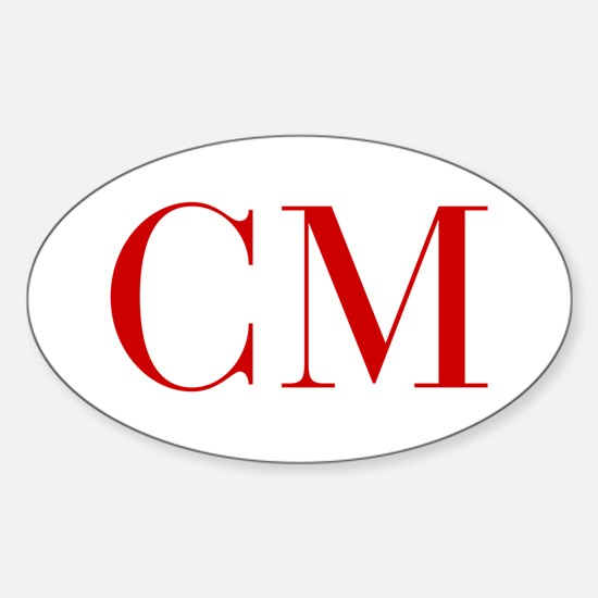 CM-bod red2 Decal