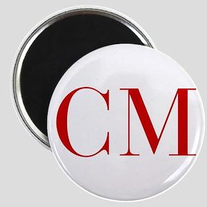 CM-bod red2 Magnets