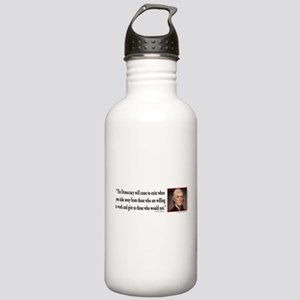 Thomas Jefferson expla Stainless Water Bottle 1.0L