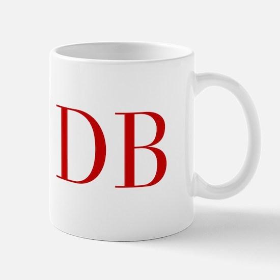 DB-bod red2 Mugs