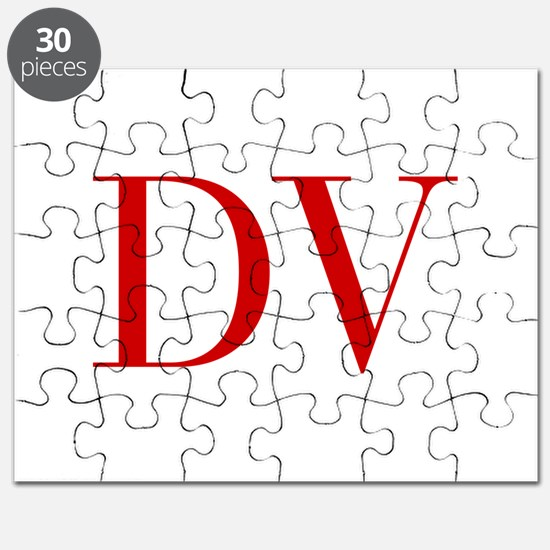 DV-bod red2 Puzzle