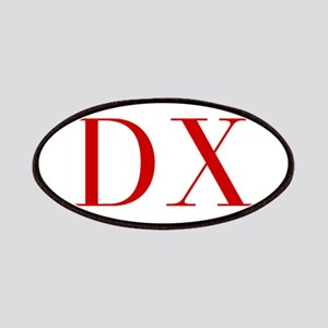 DX-bod red2 Patches