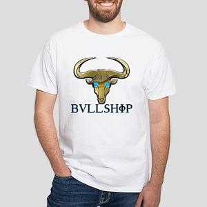 Bullship Gold Greekfont T-Shirt