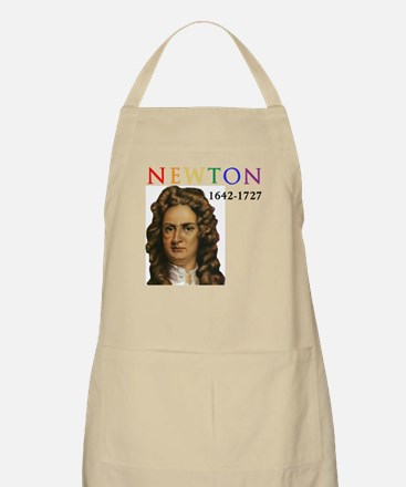 Sir Isaac Newton: Father of Modern Science Apron
