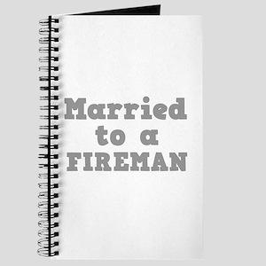 Married to a Fireman Journal