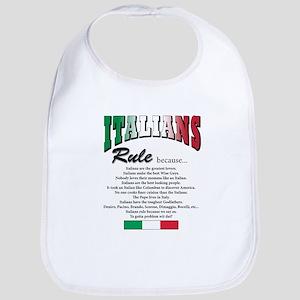 Italians Rules Bib