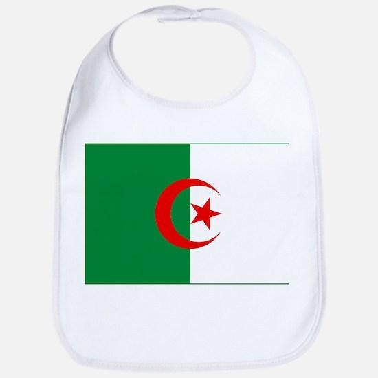Algeria Flag Bib