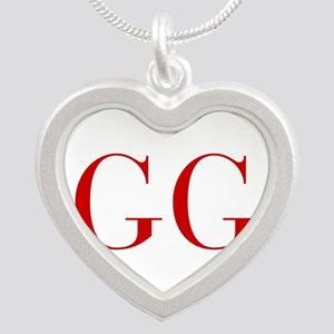 GG-bod red2 Necklaces