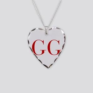 GG-bod red2 Necklace