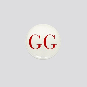 GG-bod red2 Mini Button