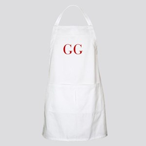 GG-bod red2 Apron