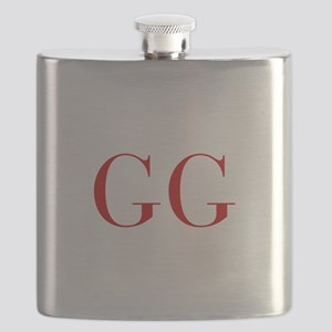 GG-bod red2 Flask