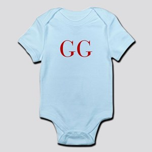 GG-bod red2 Body Suit