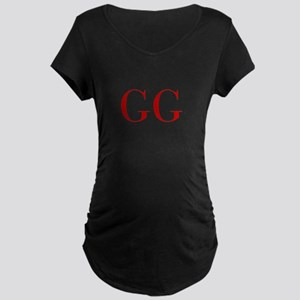 GG-bod red2 Maternity T-Shirt