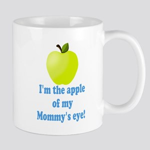 Apple of Mommys Eye Mugs