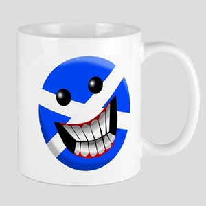 Scottish Smile Mugs