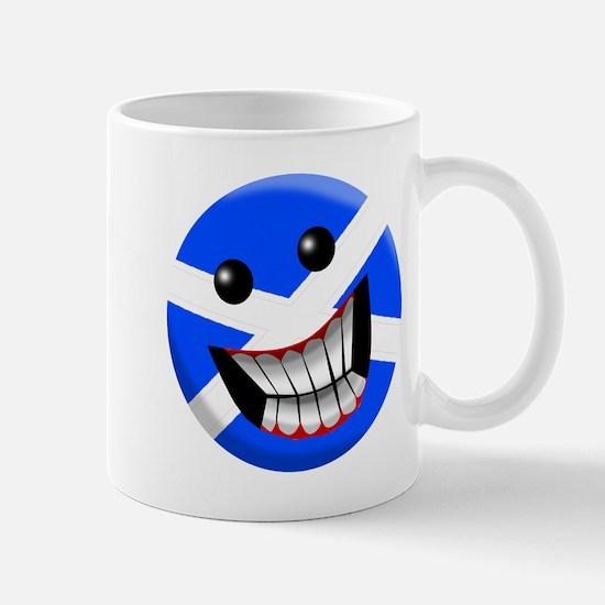 Scottish Smile.png Mugs
