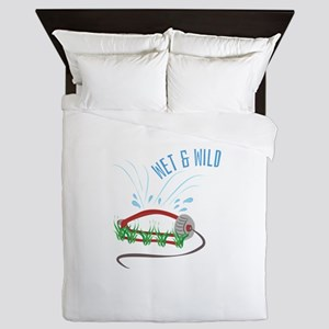Wet & Wild Queen Duvet